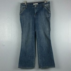 Tommy Hilfiger Petite Hipster  Bootcut Jeans 12P